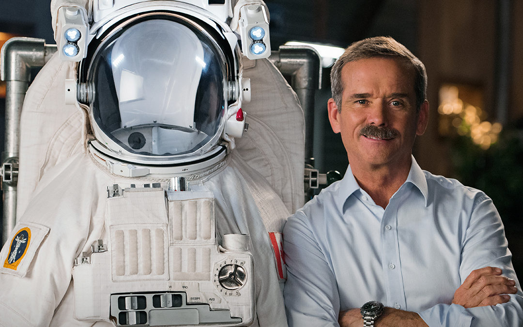 Chris Hadfield Explains Devoting Yourself to a Successful Life