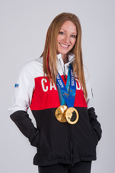 Motivation Provided By Olympic Gold Medalist Heather Moyse
