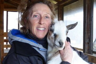 The Nightingale Family Embraces Goat Farming