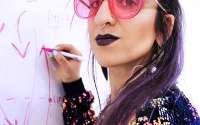 The Math Guru Vanessa Vakharia Wants Us To Make Failing Our BFF